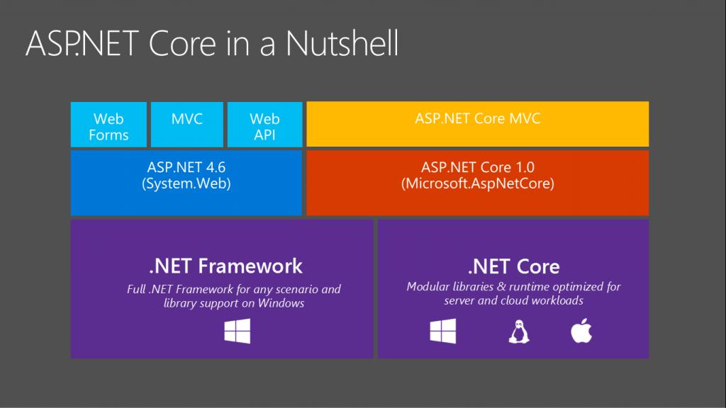 ASP.NET Core in a Nutshell